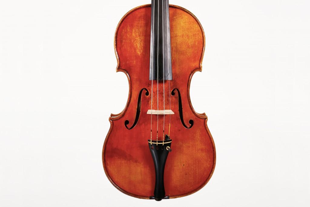 """Violine nach Giuseppe Guarnerius 'del Gesu', """"Il Cannone"""", Cremona (1743)005_il-cannone_001"""