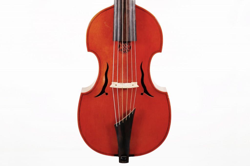 Viola d' amore (6/6) nach Johann Friedrich Hoyer, Klingenthal (1773)007_viola-d-amore_001